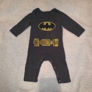 Batman body suit